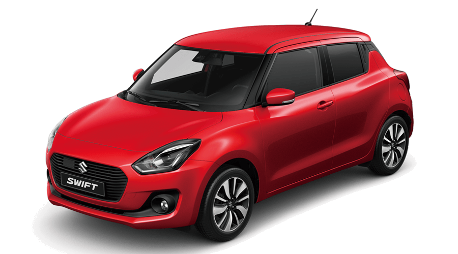Suzuki Swift; Suzuki Vertretung
