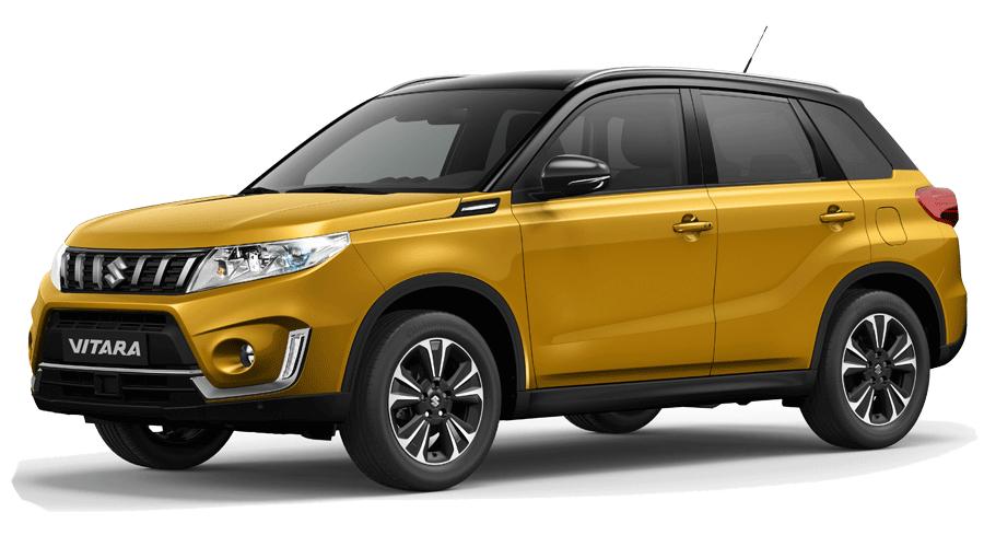 Suzuki Vitara; Suzuki Vertretung