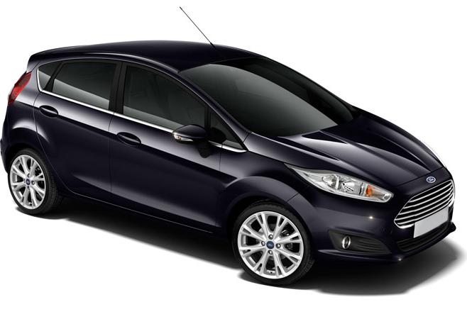 Langzeitmiete Ford Fiesta