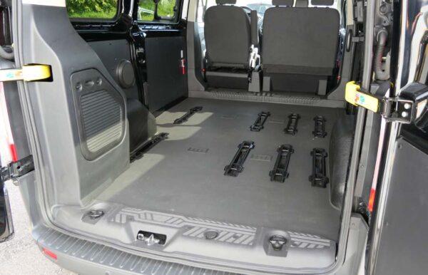 Ford Transit Laderaum