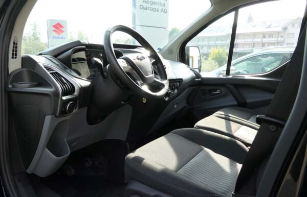 Ford Transit Fahrersitz