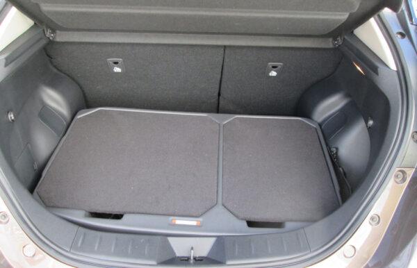 Nissan Leaf Elekto Kofferraum