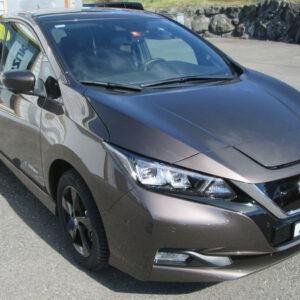 Nissan Leaf Elektro Frontansicht