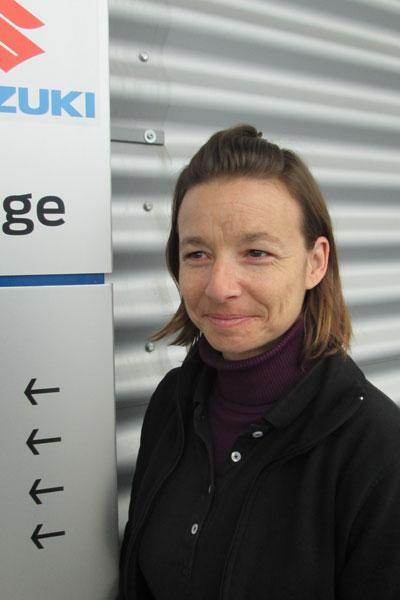 Sabina Zogg