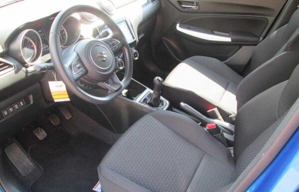 Suzuki Swift Hybrid Fahrersitz