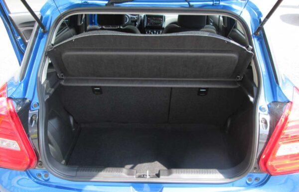 Suzuki Swift Hybrid Kofferraum