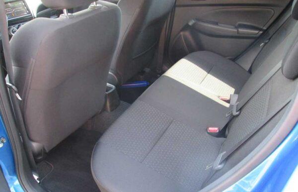 Suzuki Swift Hybrid Rücksitzbank